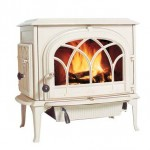Jotul F500 in Ivory enamel