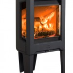Jotul F163 with Side Glass Panels