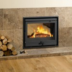 Dovre 2510 Double Sided Inset Fire
