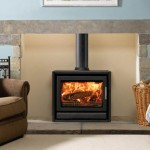 Riva F66 Freestanding M/F Fire