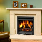 Rive 22&quot; Open Fire Convector