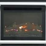 Burley Acumen 4111Tc-R Flueless Gas Fire